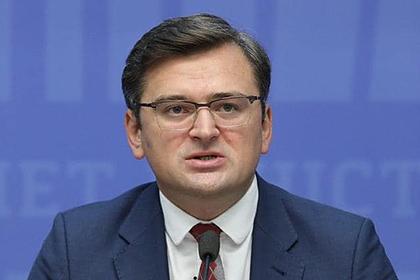 Украинцы высмеяли требование Кулебы обменять Крым на «Северный поток-2»