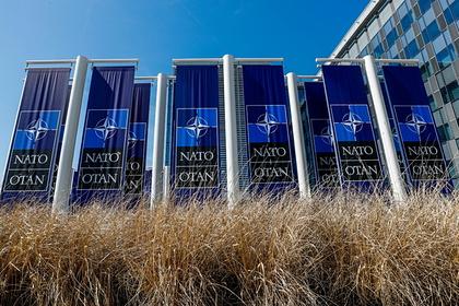 В НАТО объявили о разработке плана по противодействию Китаю