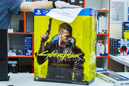 Cyberpunk2077 вернули на PlayStation