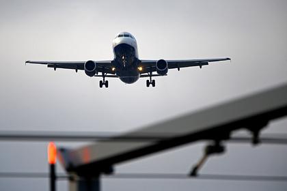 Самолету российской делегации пришлось час кружить над Швейцарией из-за Байдена