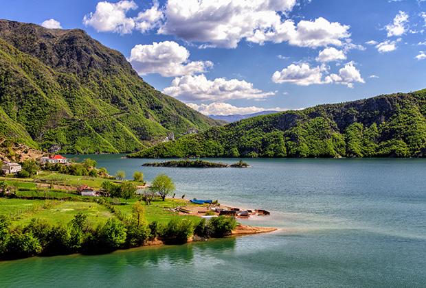 Природа Албании