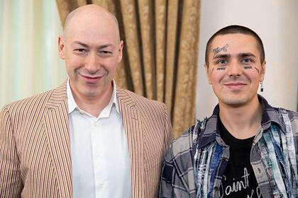 Дмитрий Гордон и Иван Дремин