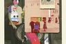 """Дизайнер и художник из Бангкока Париват Анантачина (Pariwat Anantachina) по всем антикварным лавкам города собирал старые фотоальбомы. Его увлечение <a href=""""https://www.lensculture.com/2021-home-international-photography-prize-winners?modal=pariwat-anantachina-the-winner-of-home-2021"""" target=""""_blank"""">вылилось</a> в проект The L_st Album. Фотография представляет собой коллаж из трех кадров, скрепленных скрепкой. На одном из них изображен городской пейзаж, на другом — портрет человека, а на третьем — семья. Особенность кадров — вырезанные лица. Пустоты заполнены яркими изображениями. В работе Анантачина хотел отразить понятие «семейного дома» и эмоциональной связи между людьми. Фотограф надеется, что однажды настоящие владельцы альбомов встретятся и смогут пережить приятные воспоминания."""