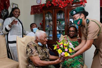 100-летняя женщина раскрыла секрет долголетия