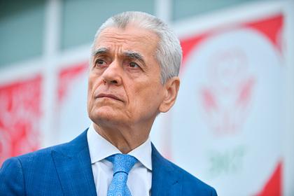 Онищенко объяснил вакцинацию 60 процентов работников от COVID-19 в Москве