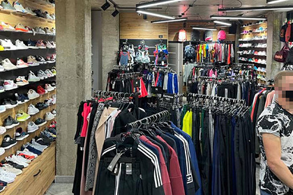 На Украине разоблачили схему ввоза брендовой одежды под видом помощи малоимущим