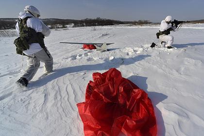 Арктику защитят беспилотники-невидимки