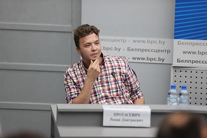 ЛНР убедилась в причастности Протасевича к убийствам жителей Донбасса