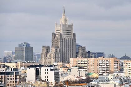 В МИД передан список находящихся под стражей в России американцах