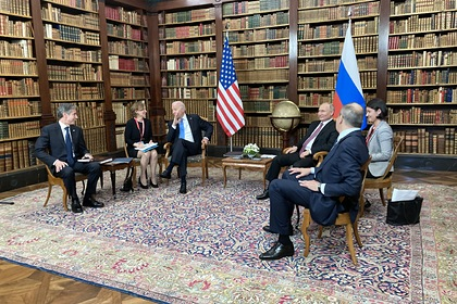 Бывший американский дипломат оценил итоги встречи Путина и Байдена