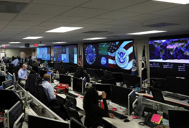 Министерство внутренней безопасности США