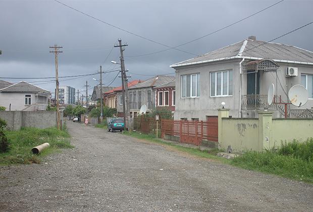 Город Поти (Грузия)