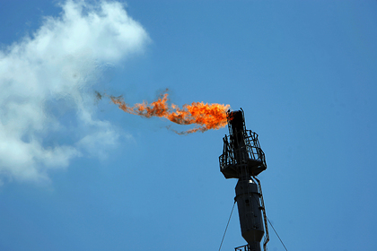 «Газпром» признал рекордную утечку газа