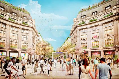 Лондон отдаст пешеходам самую оживленную транспортную развязку