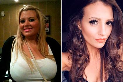 143-килограммовая женщина увидела себя на фото и похудела на 77 килограммов