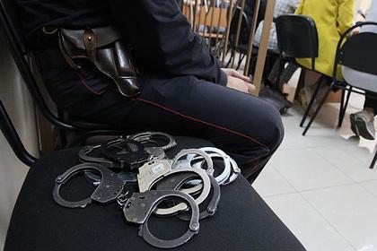 На задержанного ФСБ главу суда Краснодара разрешили завести дело