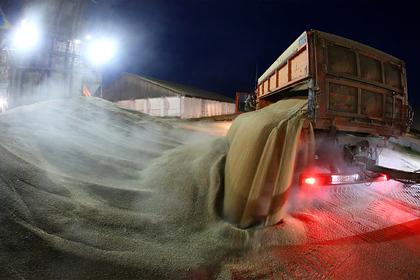 Россия повысит экспортную пошлину на пшеницу