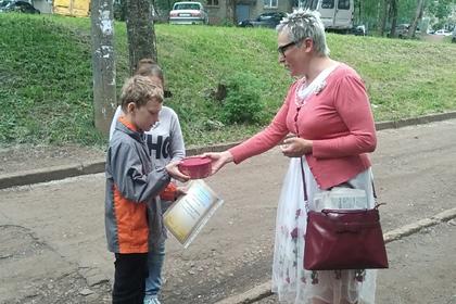 В российском городе десятилетний мальчик спас девочку из ямы с кипятком