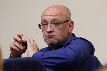 Российского депутата поместили под домашний арест по делу о наркотиках