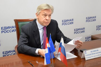 Пушков заявил о «скрытой повестке» саммита Путина и Байдена