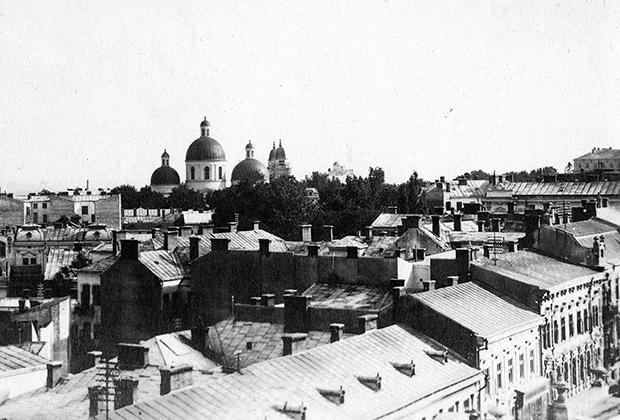 город Черновицы