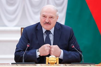 Лукашенко заявил об отказе Белоруссии принимать самолеты с Украины
