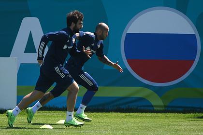 Министр спорта призвал сборную России улучшить игру словами «отступать некуда»