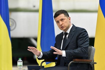 Зеленский объявил об усилении Вооруженных сил Украины в 572 раза