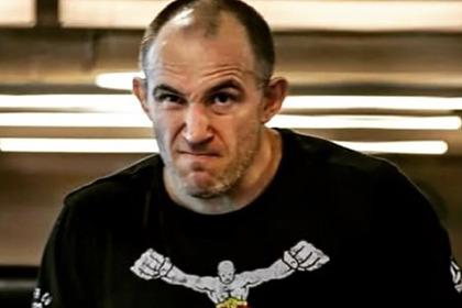 Олейник научил девушку-бойца UFC своему коронному приему