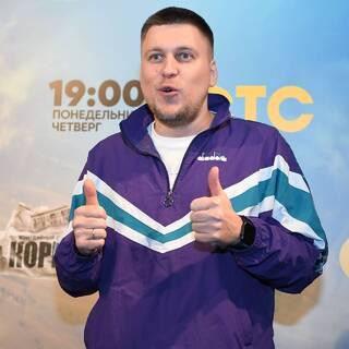 Актер и комик Александр Незлобин