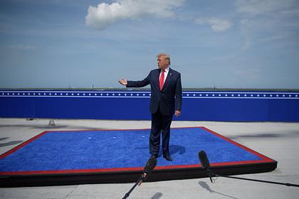 Трамп рассказал о нарушенном Байденом обещании