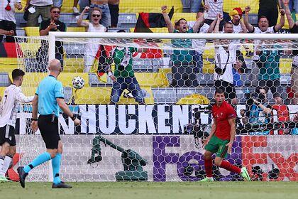 На чемпионате Европы установили рекорд по голам в свои ворота