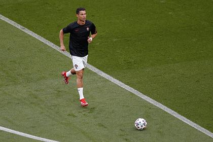 Роналду установил еще один рекорд чемпионатов Европы