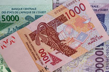 В Западной Африке решили ввести единую валюту