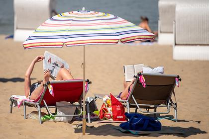 В Москве и Петербурге зафиксировали первый с начала лета погодный рекорд