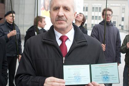Григорий Костусев в 2010 году