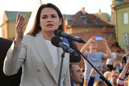 Тихановская спрогнозировала уход Лукашенко в этом году