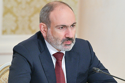 Пашинян поблагодарил Путина за поддержку Армении