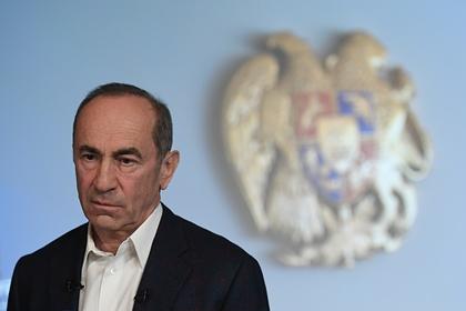 Блок Кочаряна не признал предварительные итоги выборов в Армении