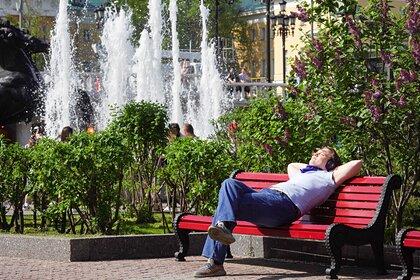 Россиянам назвали сроки сохранения аномальной жары