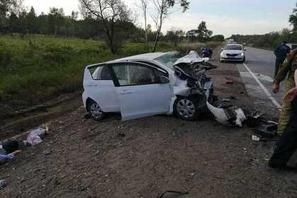 Пять человек погибли в аварии в Хабаровском крае