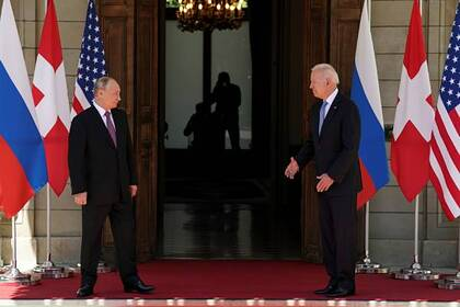 Встреча Путина и Байдена не повлияла на решения США по антироссийским санкциям