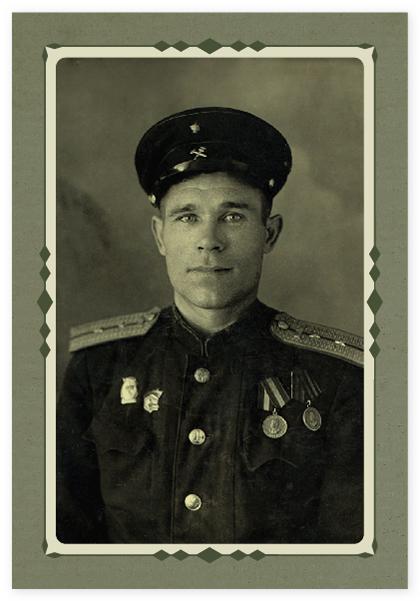 Это тот мой дед, который про ложку рассказывал — Гниденко Яков Николаевич