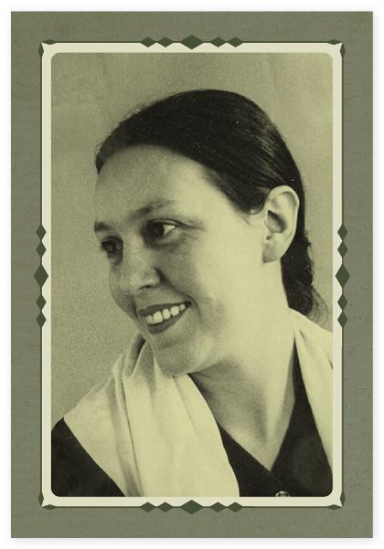 Моя бабушка, Сусанна Юльевна