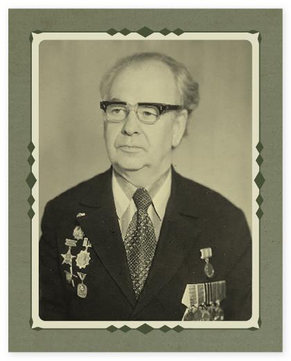 Дед мой. Каргашин Сергей Сергеевич служил на Карельском фронте военным фотографом