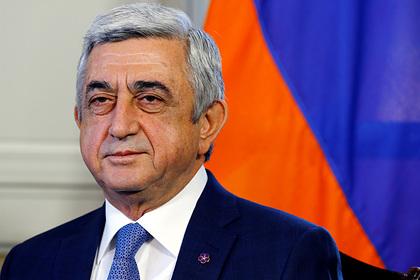 Блок Саргсяна отказался признавать итоги выборов в Армении