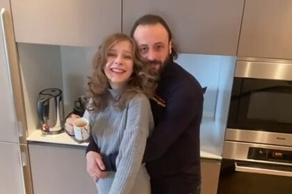 Елизавета Арзамасова и Илья Авербух