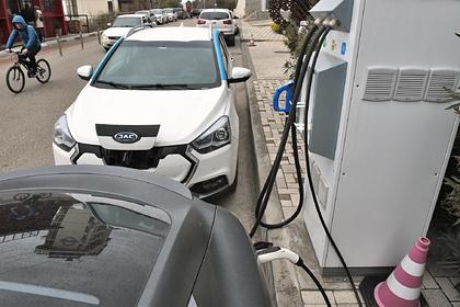 Россияне начали скупать электромобили
