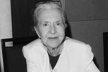 Умерла 93-летняя звезда «Стар Трека»