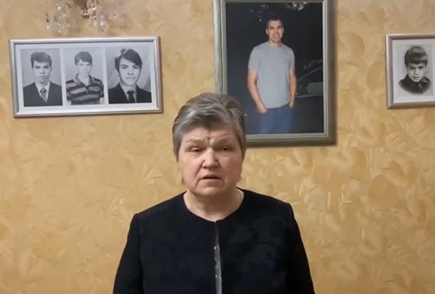Нина Томилко — мать Андрея Жигаря, расстрелянного в Калининграде
